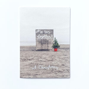 In this Together at Christmas | greeting card