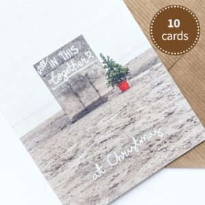 In this Together at Christmas | 10 pack greeting card